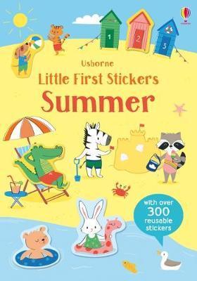 Little First Sticker...