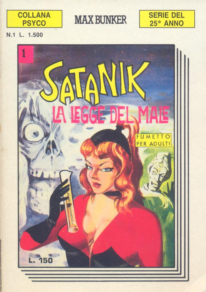 Satanik n. 1 (serie ...