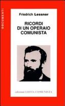 Ricordi di un operaio comunista