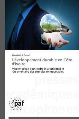 Developpement Durable en Cote d'Ivoire