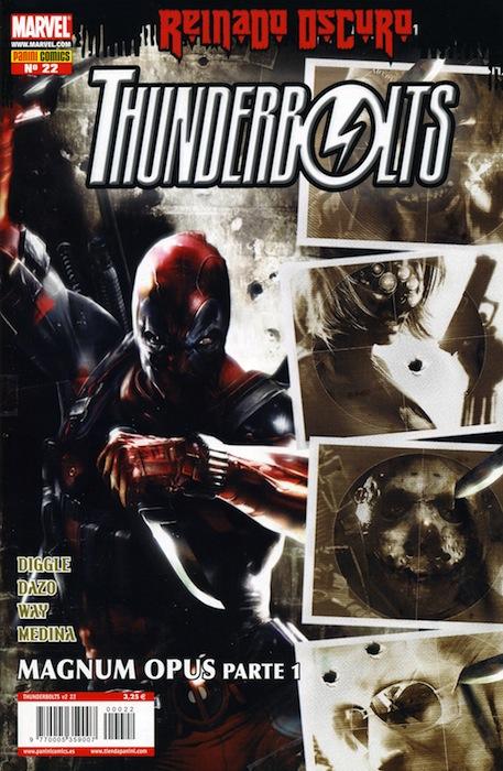 Thunderbolts Vol.2 #22 (de 24)