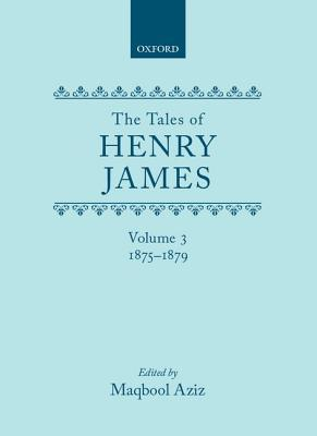 The Tales of Henry James