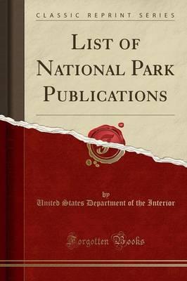 List of National Par...