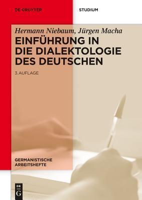 Einfuhrung in die Dialektologie des Deutschen