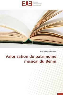 Valorisation du Patrimoine Musical du Benin