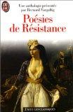 Poésies de résistance
