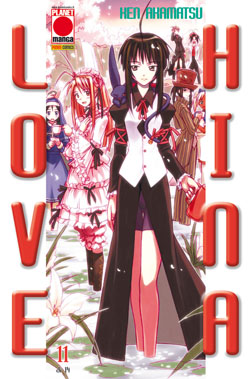 Love Hina. Vol. 11