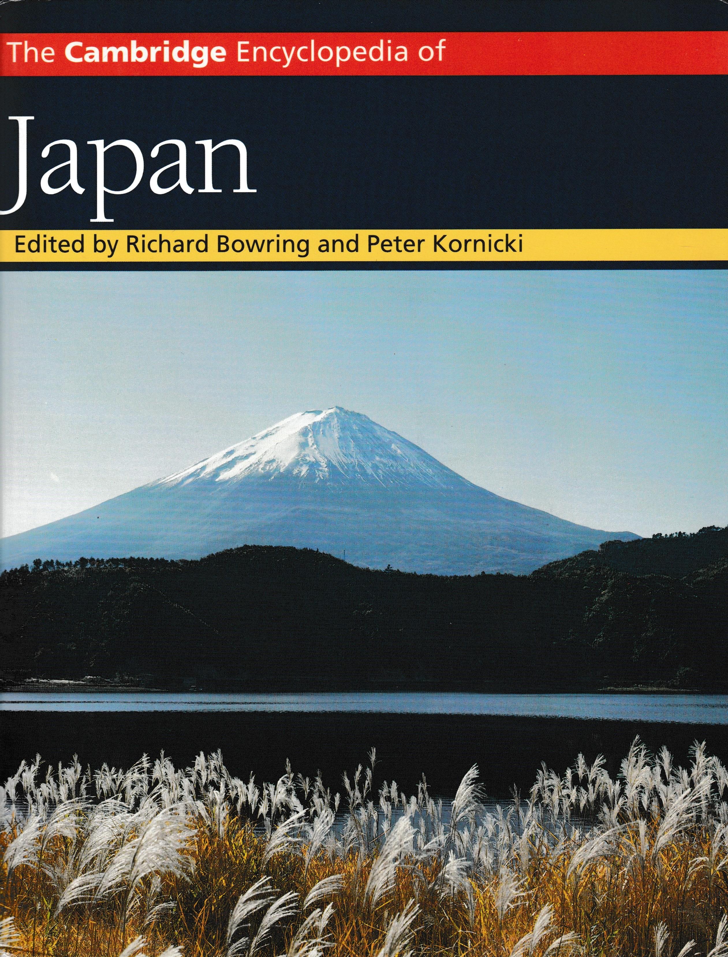 The Cambridge Encyclopedia of Japan