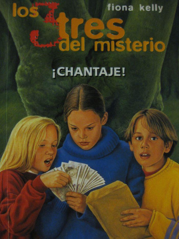 Los tres del misteri...