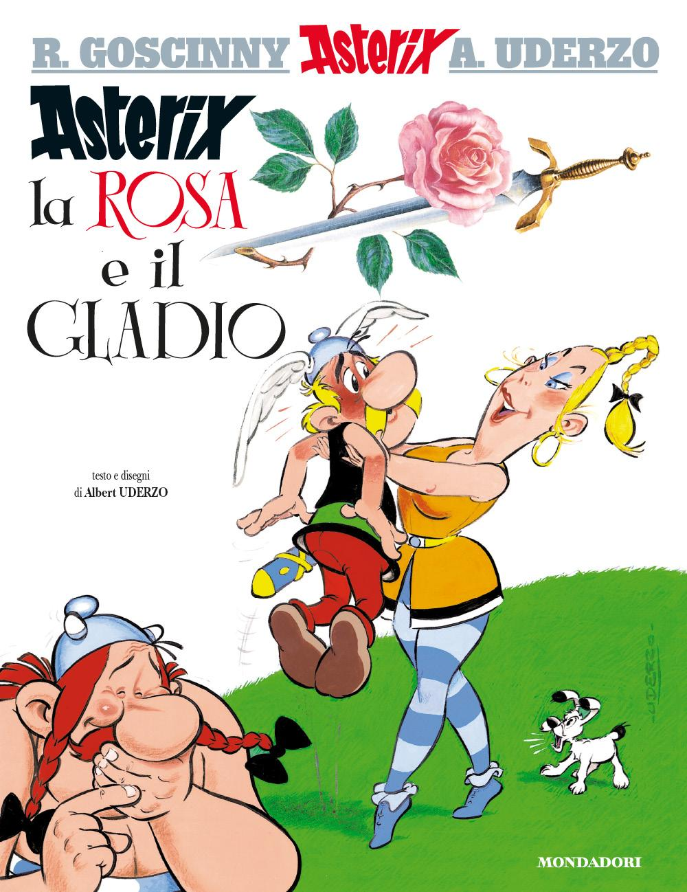 Asterix. La rosa e i...