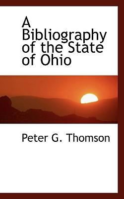 A Bibliography of the State of Ohio