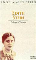 Edith Stein. Patrona d'Europa