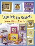 Quick-to-Stitch Cross Stitch Cards