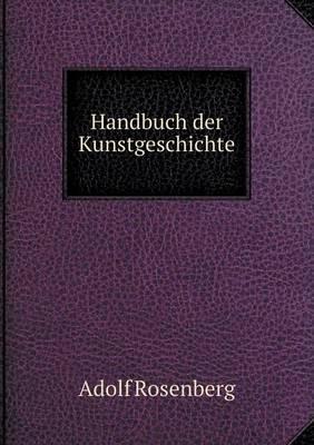 Handbuch Der Kunstgeschichte