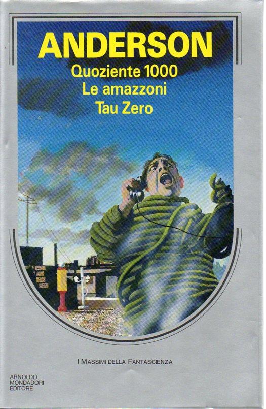Quoziente 1000 - Le amazzoni - Tau zero