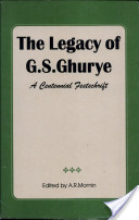 The Legacy of G.S. Ghurye