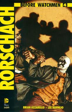 Before Watchmen: Ror...