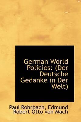 German World Policies