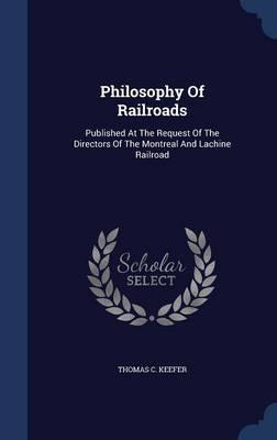 Philosophy of Railroads
