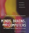 Minds, Brains, and Computers