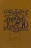 A Biographical Dictionary of the Maryland Legislature, 1635-1789