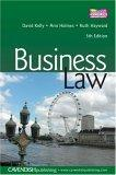 Business Law 5/e