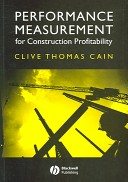 Performance measurement for construction profitability