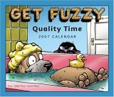 Get Fuzzy 2007 Day-to-Day Calendar