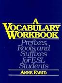 A Vocabulary Workbook