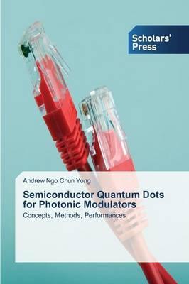Semiconductor Quantum Dots for Photonic Modulators