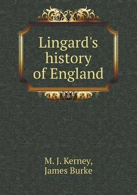 Lingard's History of England