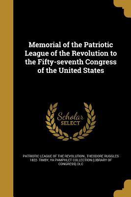 MEMORIAL OF THE PATRIOTIC LEAG