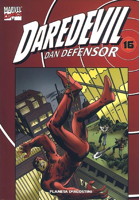 Coleccionable Daredevil/Dan Defensor Vol.1 #16 (de 25)