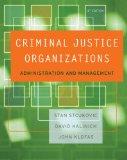 Criminal Justice Org...