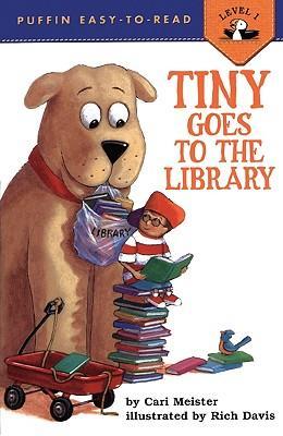 Tiny Goes to the Lib...
