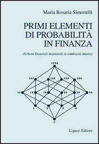 Primi elementi di probabilità in finanza