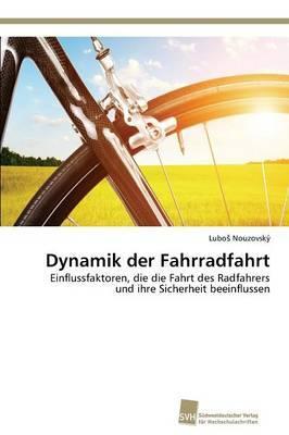 Dynamik der Fahrradfahrt