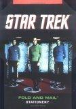 Star Trek Fold and Mail Stationery