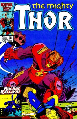 Thor n. 23