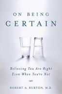 On Being Certain