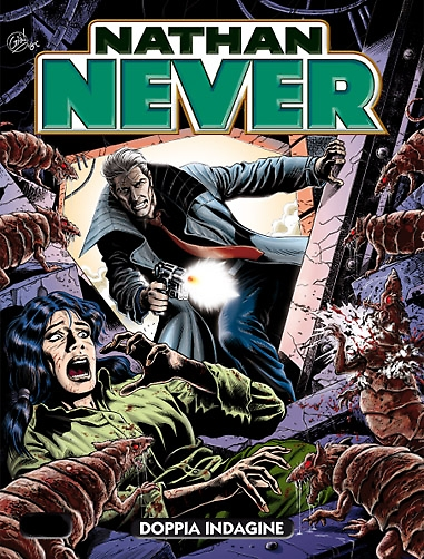 Nathan Never n. 266