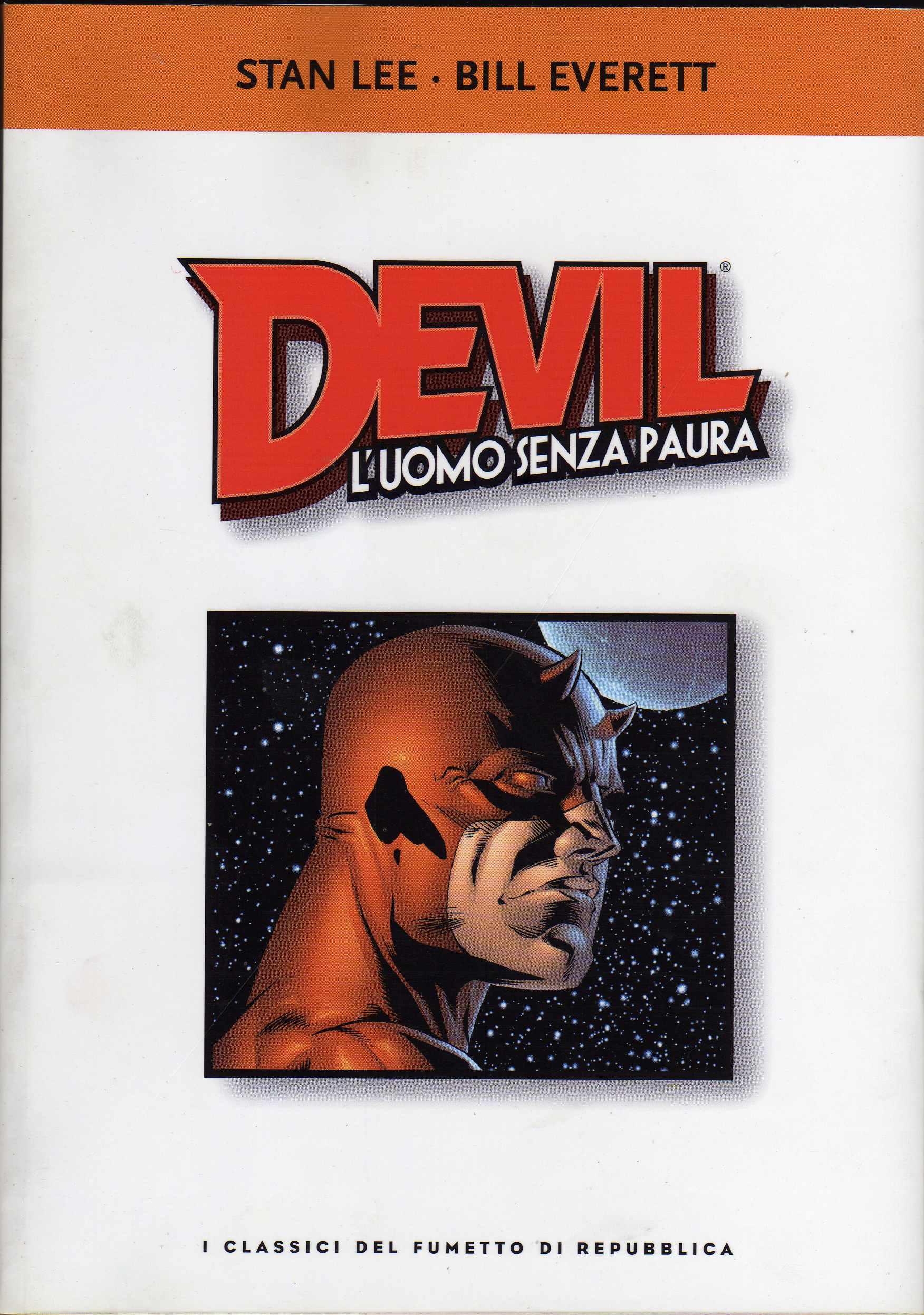 Devil, l'uomo senza ...