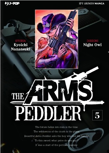 The Arms Peddler vol. 5