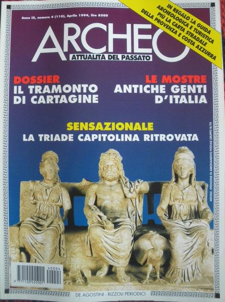 Archeo attualità del passato n. 110