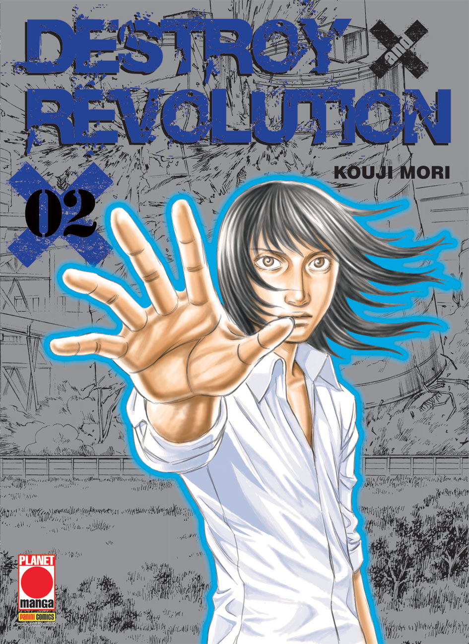 Destroy and Revolution vol. 2