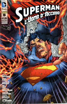 Superman l'Uomo d'Acciaio n. 6