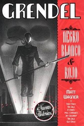 Grendel: Negro, blan...