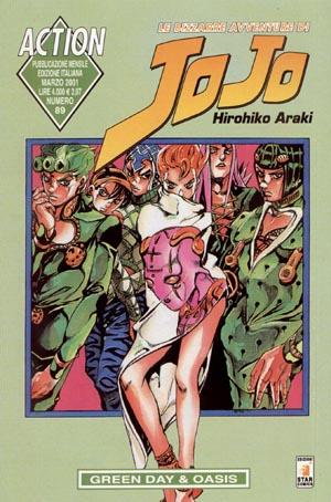 Le Bizzarre Avventure Di Jojo 89