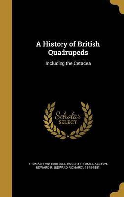 HIST OF BRITISH QUADRUPEDS