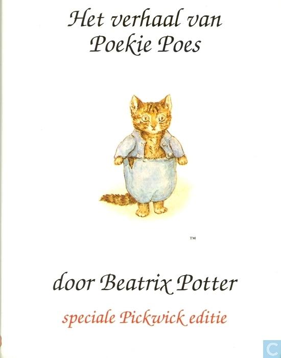 Het verhaal van Poekie Poes
